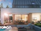 projekt Dom w aurorach (N) dodatkowa wizualizacja