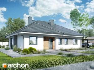 projekt Dom w bodziszkach 2 (T)