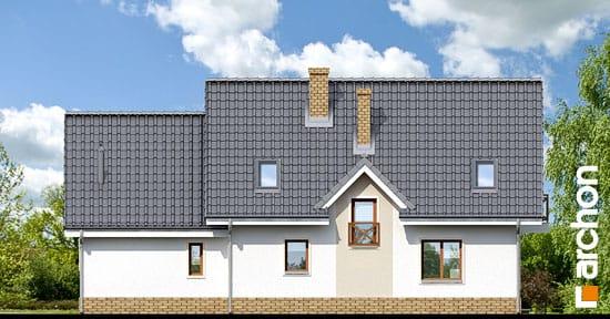 Elewacja ogrodowa projekt dom w zurawinie 2 ver 2  267