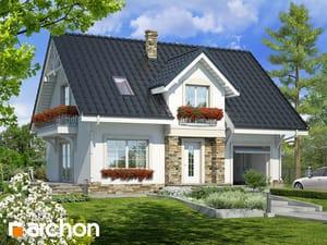 projekt Dom w lucernie 2
