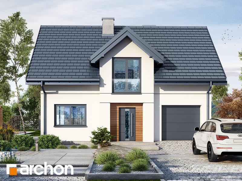 gotowy projekt Dom w lucernie 8 widok 1
