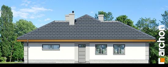 Elewacja boczna projekt dom w jonagoldach ver 2  265