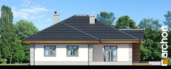 Elewacja ogrodowa projekt dom w jonagoldach ver 2  267