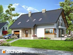 gotowy projekt Dom w idaredach 2