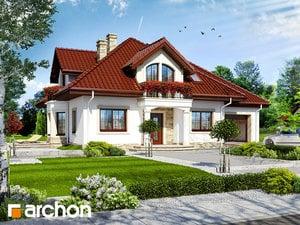 projekt Dom w tymianku 4