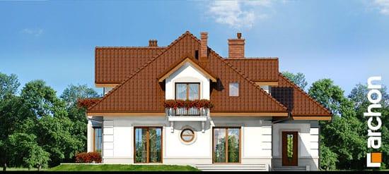 Elewacja ogrodowa projekt dom w bergamotkach g2 ver 2  267