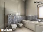 projekt Dom pod liczi Wizualizacja łazienki (wizualizacja 1 widok 2)
