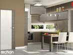 projekt Dom pod liczi (G2) Aranżacja kuchni 1 widok 1