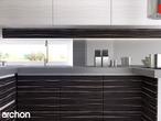 projekt Dom pod liczi (G2) Aranżacja kuchni 2 widok 3