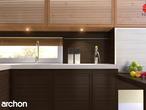 projekt Dom pod liczi (G2) Wizualizacja kuchni 1 widok 3