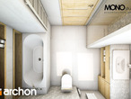 projekt Dom w wisteriach Wizualizacja łazienki (wizualizacja 1 widok 5)