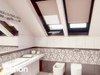 projekt Dom w wisteriach Wizualizacja łazienki (wizualizacja 3 widok 1)
