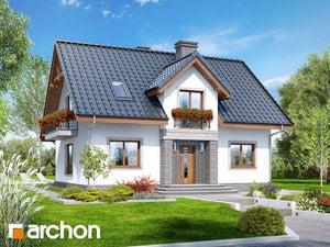 gotowy projekt Dom w lucernie 5