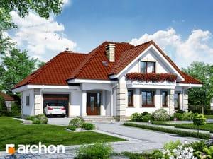 projekt Dom w lobeliach 3
