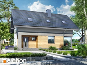 gotowy projekt Dom w cytryńcach (W)