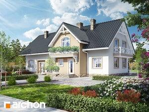projekt Dom przy fontannie