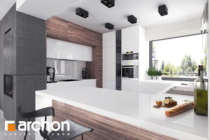 Projekt dom w srebrzykach  28599 mid