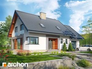 gotowy projekt Dom w srebrzykach