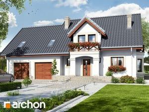 gotowy projekt Dom w tamaryszkach 9 (G2)
