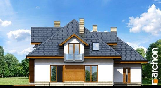 Elewacja ogrodowa projekt dom w bergamotkach g2n ver 2  267