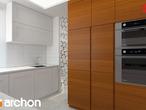 projekt Dom w bergamotkach (G2N) Aranżacja kuchni 2 widok 3