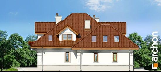 Elewacja boczna projekt dom w bergamotkach g2p ver 2  266