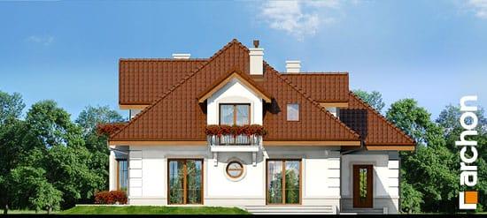 Elewacja ogrodowa projekt dom w bergamotkach g2p ver 2  267