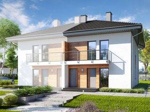 projekt Dom w bratkach 3 (R2B)
