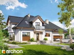 Projekt lustrzane odbicie dom w werbenach g2n 1562311564  252