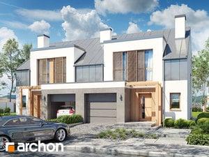 projekt Dom w klematisach 20 (R2N)