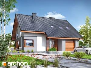 gotowy projekt Dom w żurawkach 7