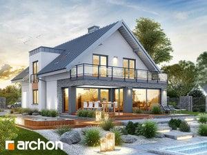 gotowy projekt Dom w czermieni (G2)