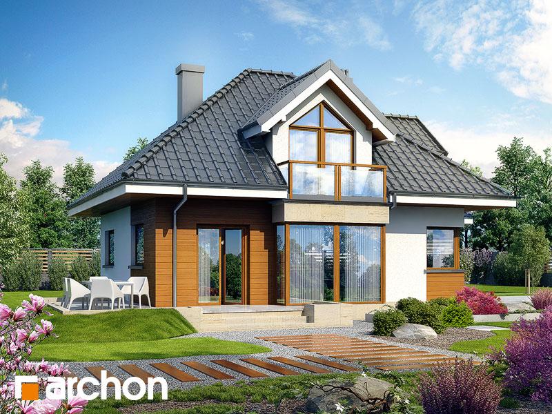 gotowy projekt Dom w rukoli (G2NT) widok 1