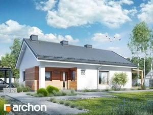 projekt Dom w cedralach