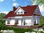 projekt Dom w rododendronach 6 (T) Stylizacja 4