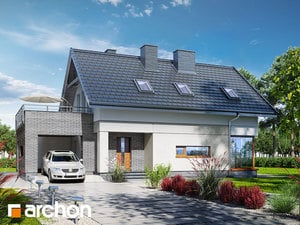 projekt Dom w cytryńcach (P)