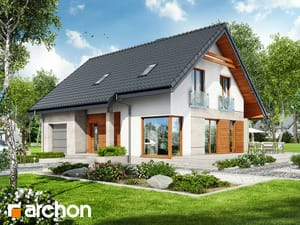 Projekt dom w jablonkach 3 70b2e132d0be364a797976c8282dc8d2  252