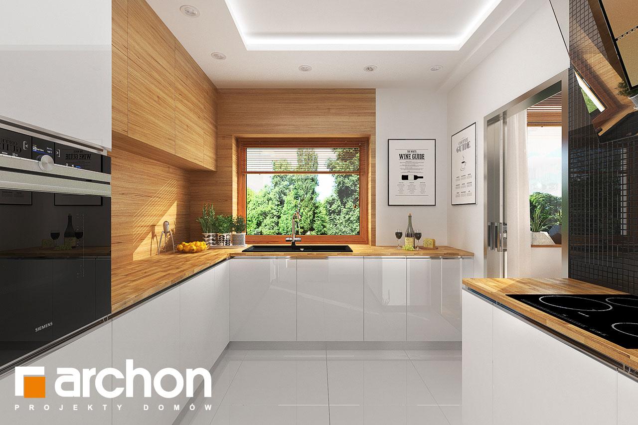 Projekt domu Dom w tarninach - ARCHON+