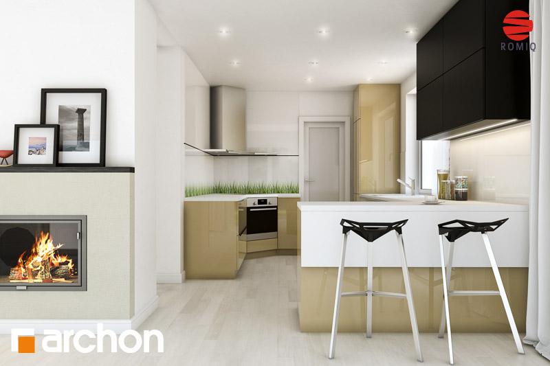 Projekt Domu Dom W Idaredach 5 Archon