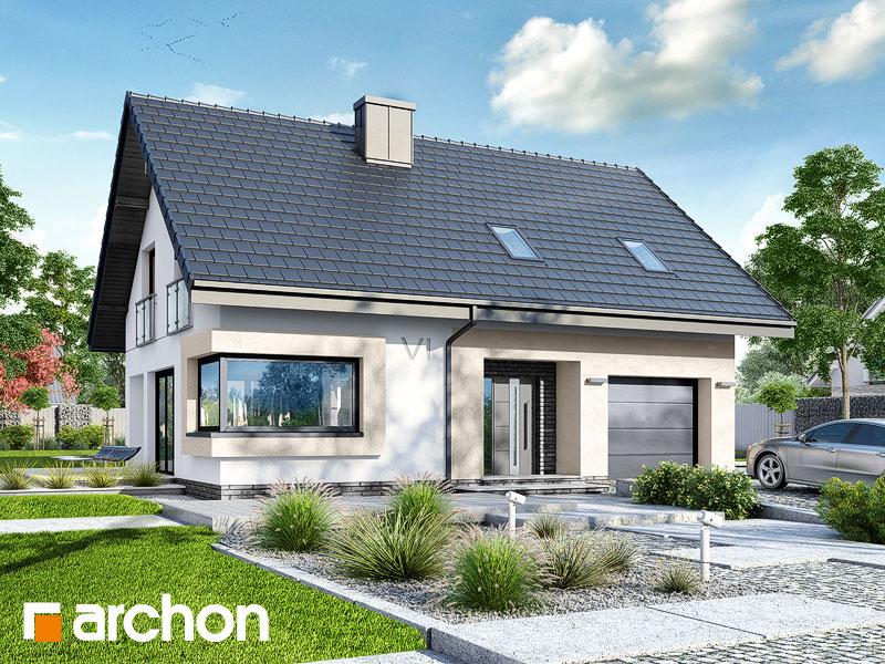Polecane projekty domów