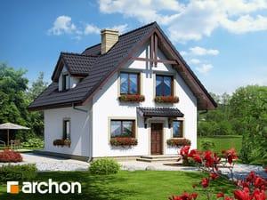projekt Dom na wzgórzu