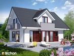 projekt Dom w rododendronach 5 (W) Stylizacja 4