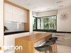 projekt Dom w cieszyniankach Wizualizacja kuchni 1 widok 1
