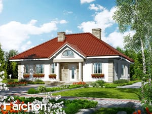 projekt Dom w oliwkach