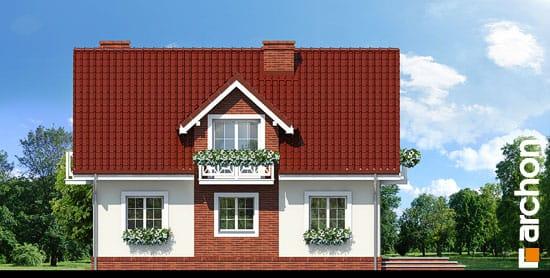 Elewacja ogrodowa projekt dom w lukrecji ver 2  267