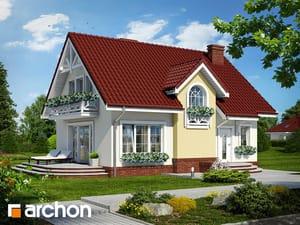 projekt Dom w lukrecji