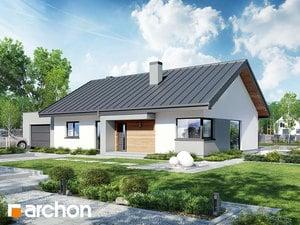 projekt Dom pod jarząbem 8 (GN)