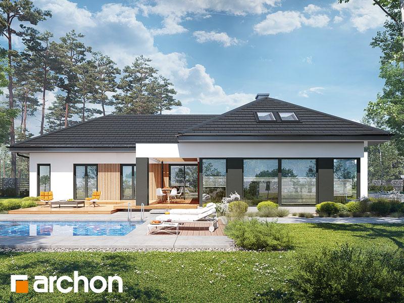 Projekt Domu Dom W Galantusach G2 Archon