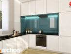 projekt Dom pod wiązowcem (N) Aranżacja kuchni 1 widok 2