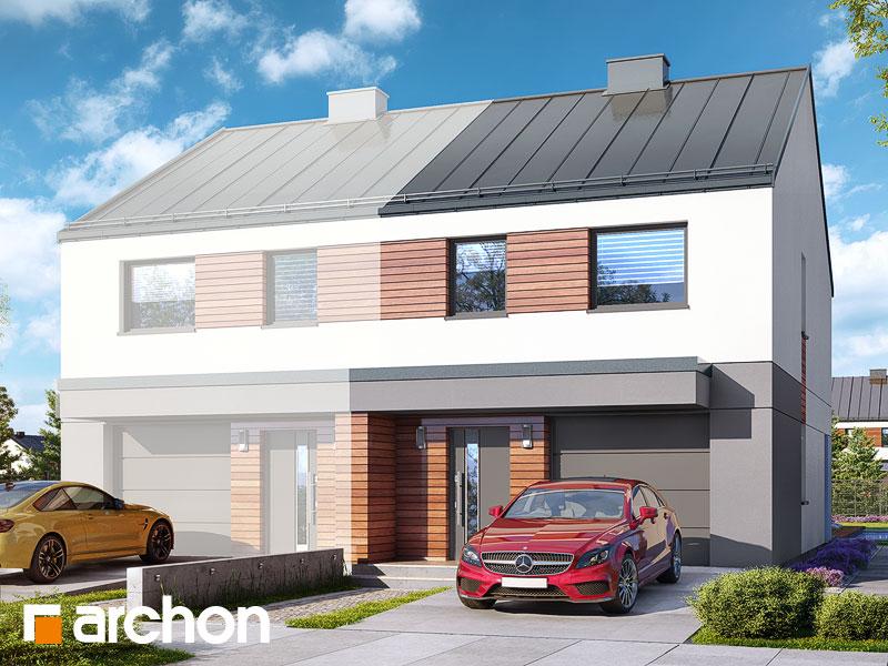 gotowy projekt Dom w riveach (GB) widok 1